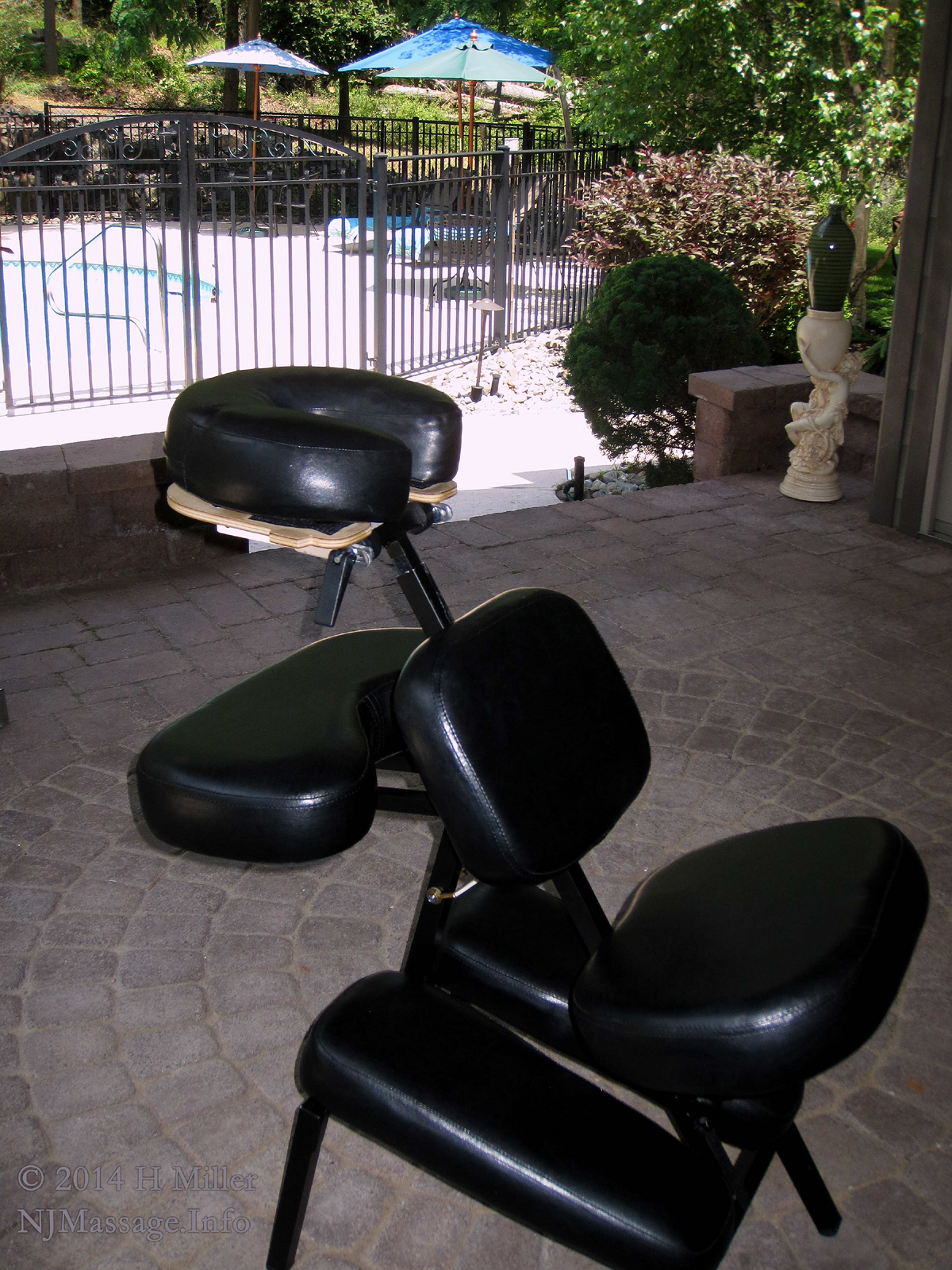 Chair Massage For Events And Parties