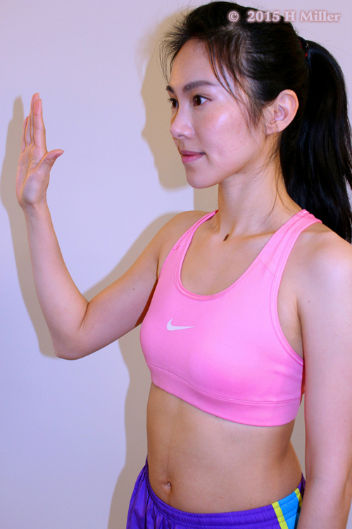 Extension of the Thumb Final Pose