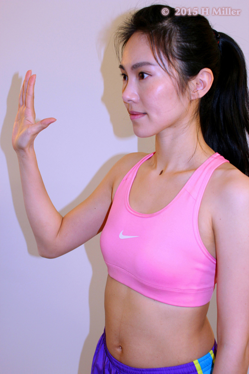 Opposition of the Thumb Starting Pose
