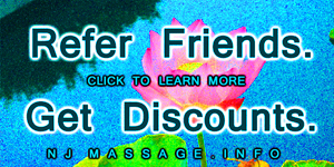 Massage Referral Discount Program