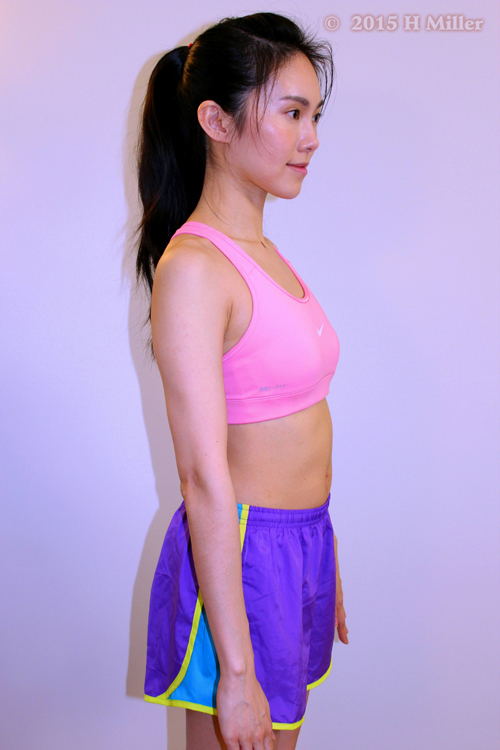 Extension of the Elbow Final Pose