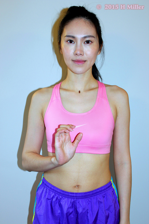 Flexion of the Fingers Middle Pose