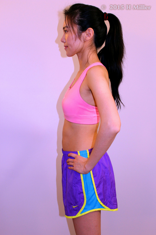 Flexion of the Hip Starting Pose