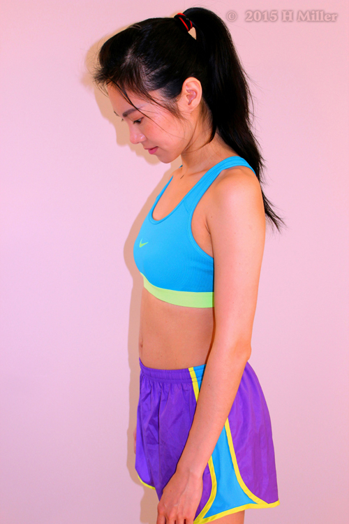 Flexion Of The Neck Final Pose