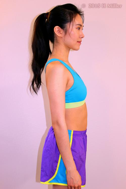 Flexion Of The Shoulder Starting Pose