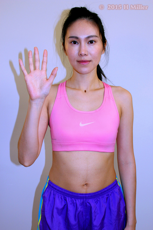 Flexion of the Thumb Starting Pose