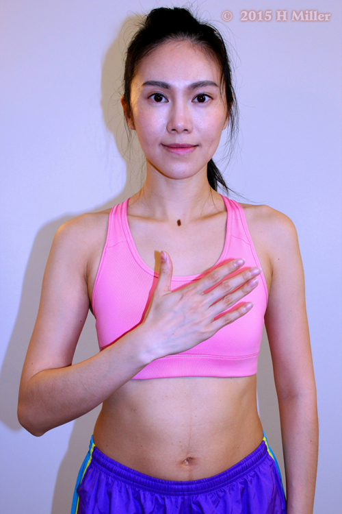 Pronation of the Forearm Starting Pose
