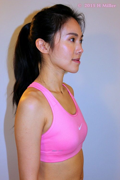 Protraction of the Mandible Middle Pose