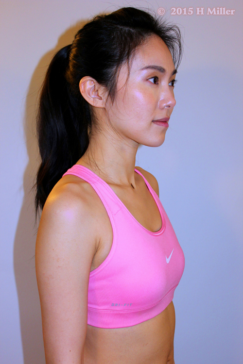 Retraction of the Mandible Starting Pose