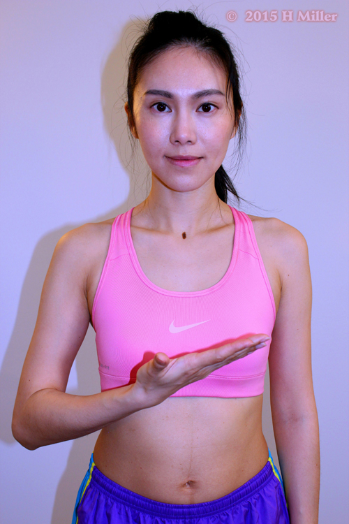 Supination of the Forearm Middle Pose
