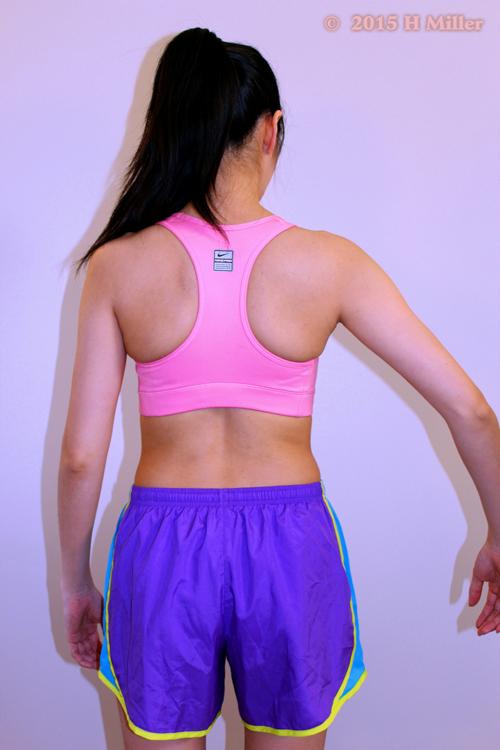 Upward Rotation of the Scapula  Middle Pose