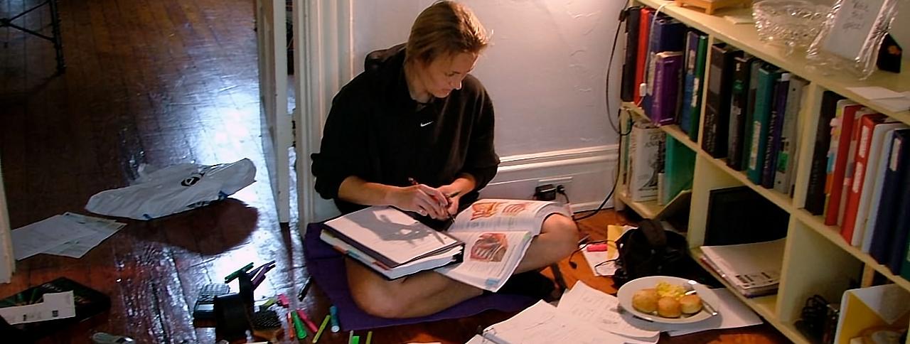 Massage-School-Studying-For-Anatomy