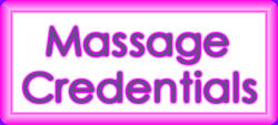 Massage Credentials Page